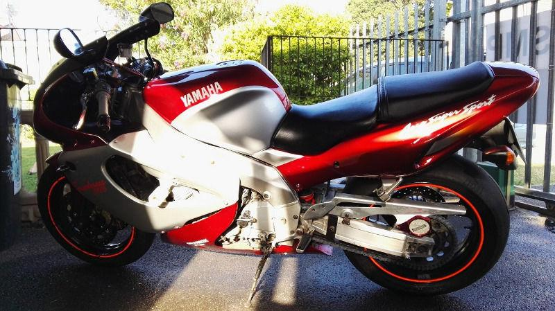 Thunderace Yamaha - Read ad for details