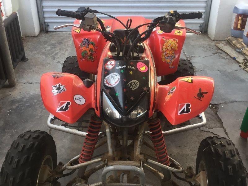 Honda TRX400 Quad/4 wheeler