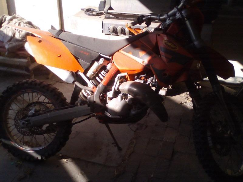 Ktm sports motor cycle 125 cc for sale