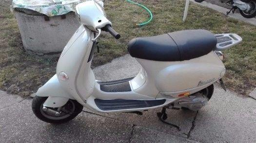Vespa ET150 - Low mileage