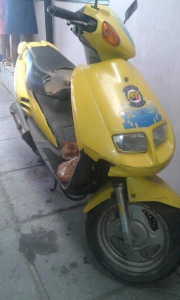 SYM 100cc 2stroke