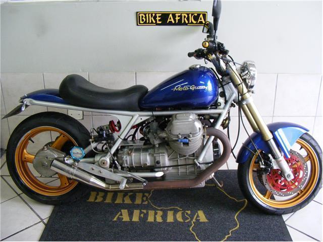 1981 Moto Guzzi 1000cc