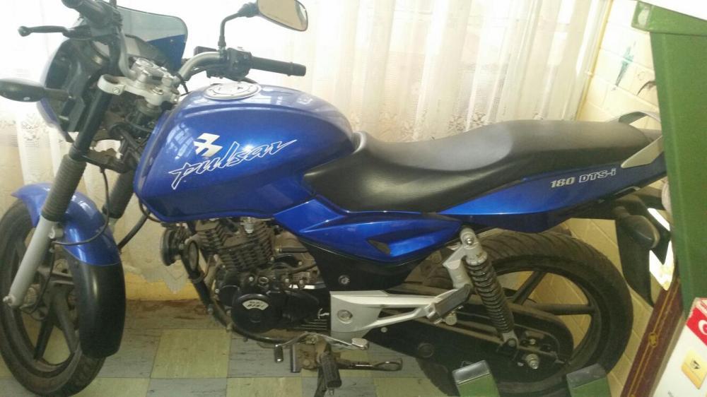 Bajaj pulsar motor bike