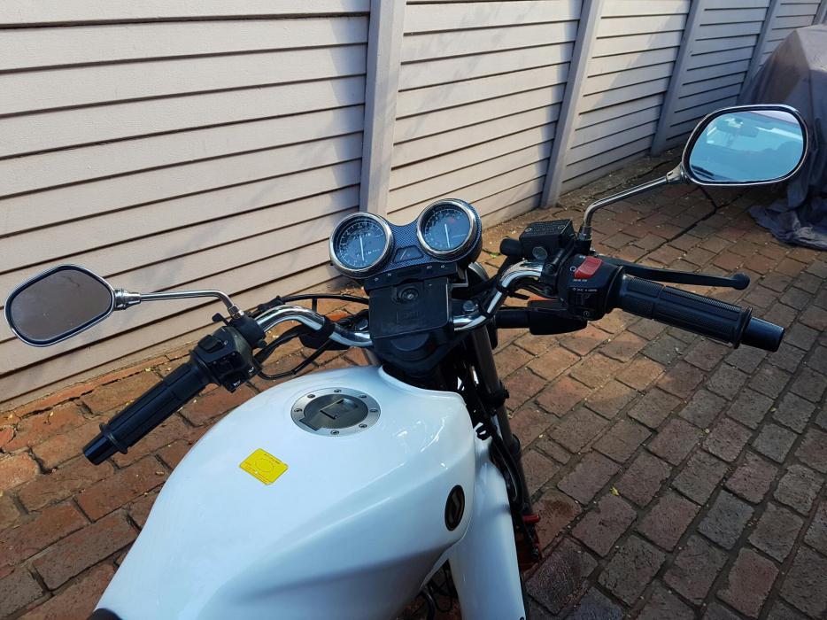 125 cc sym bike
