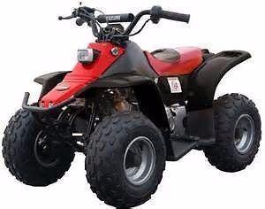 50cc quad bike kazuma