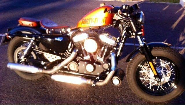 2015 Harley Davidson Custom 48 Sportster