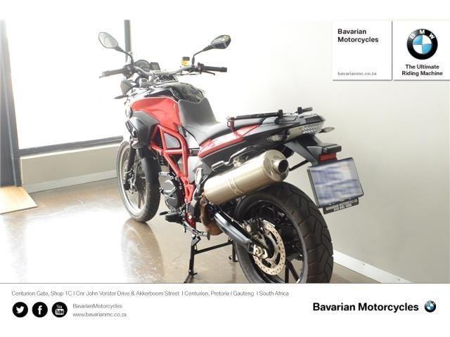 2015 BMW F700 GS FOR R85000