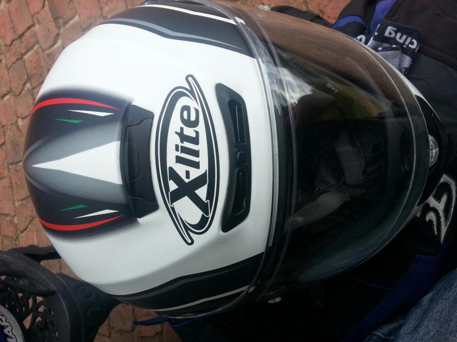 Xlite Helmet Medium. Basically New . R3900