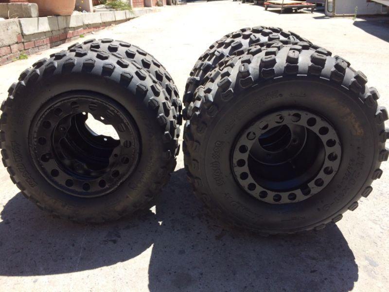 Quad rims & tyres