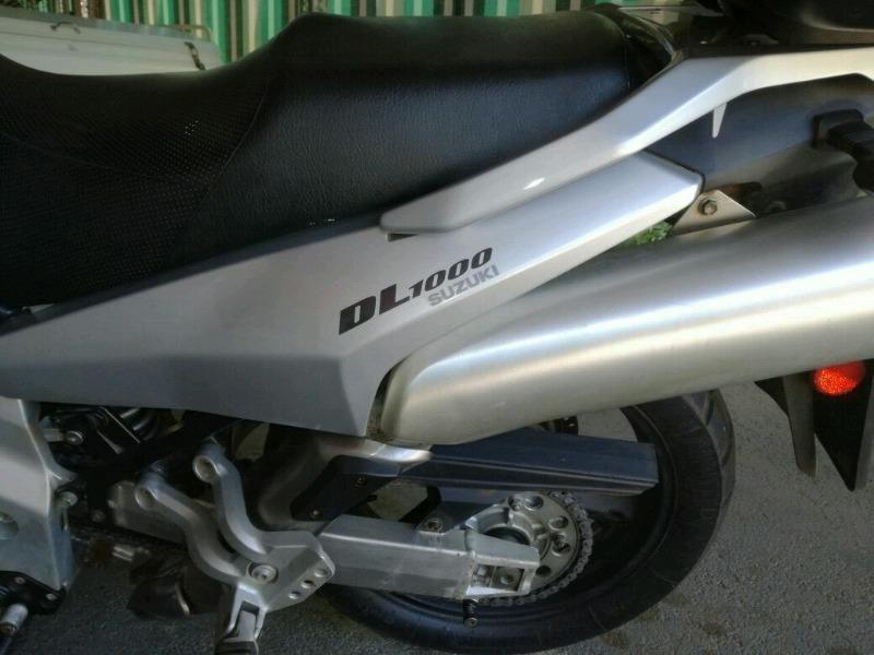 Suzuki v/strom 1000