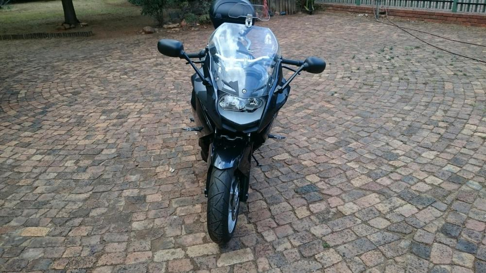 BMW F800GT Motorbike 2013 for sale
