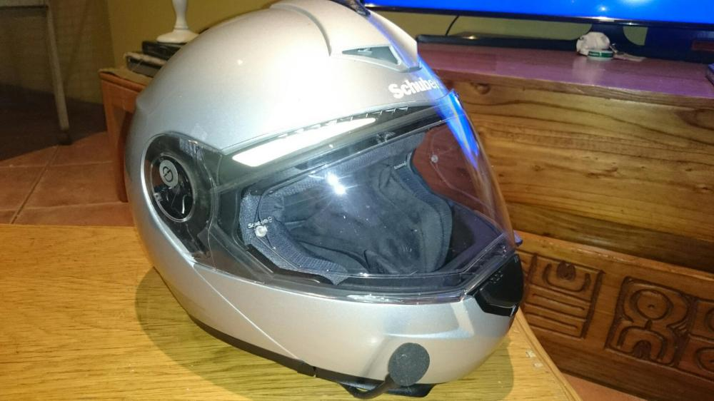 Schuberth Motorbike Helmet for sale