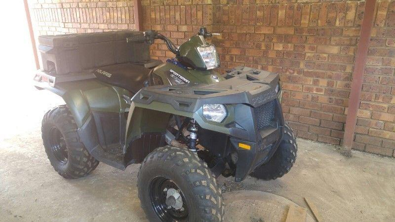 2012 Polaris 800cc Sportsman Quad 4x4 Auto