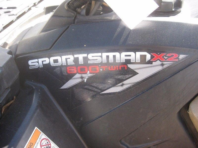 Polaris Sportsman X2 - 800 Twin