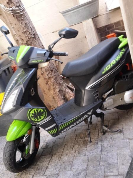 JonWay Galactica 150cc available