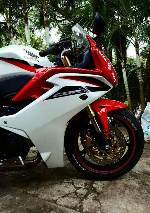 2012 Honda CBR 600