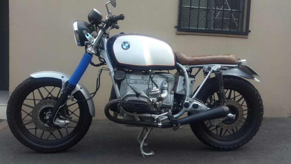 BMW R100 Tracker/Scrambler