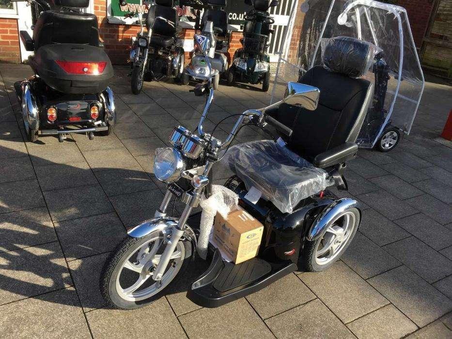 Brand new 3 wheel drive sport rider
