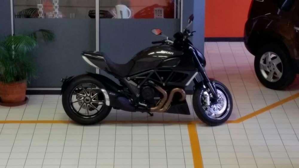Ducati Diave Carbon Fibre for sale