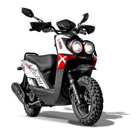 Gomoto crossover 170cc scooter
