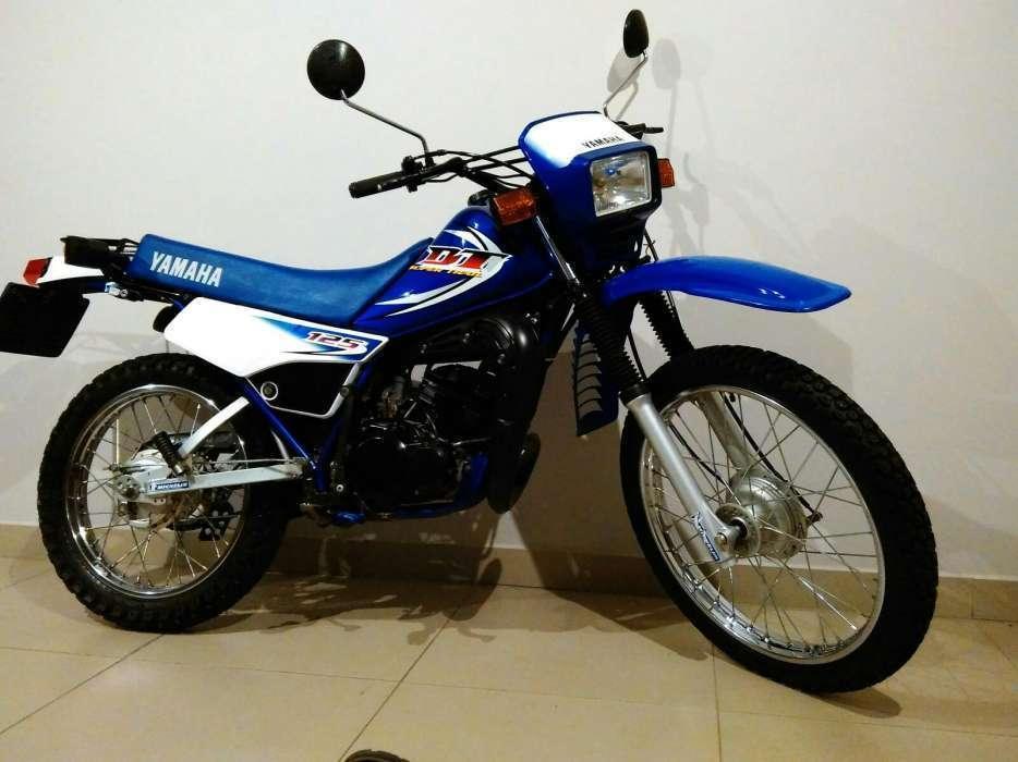 Yamaha Dt 125 - Brick7 Motorcycle