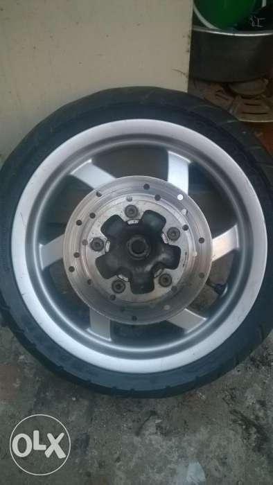 Rims and tyres 13inch