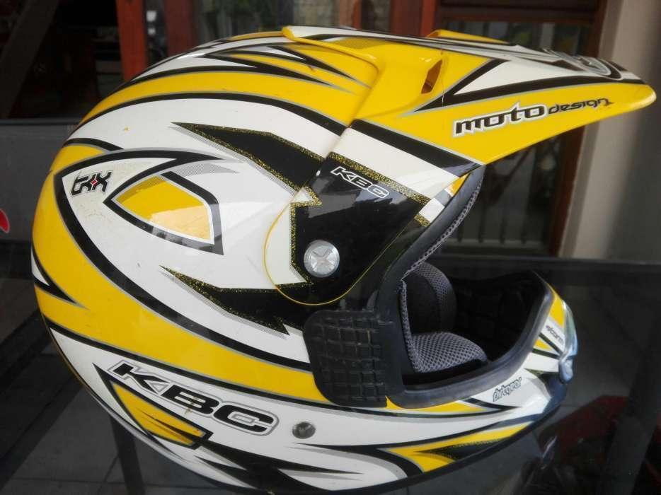 KBC MOTO X helmet