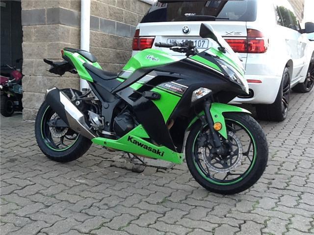 Kawasaki Zx 250 - Brick7 Motorcycle