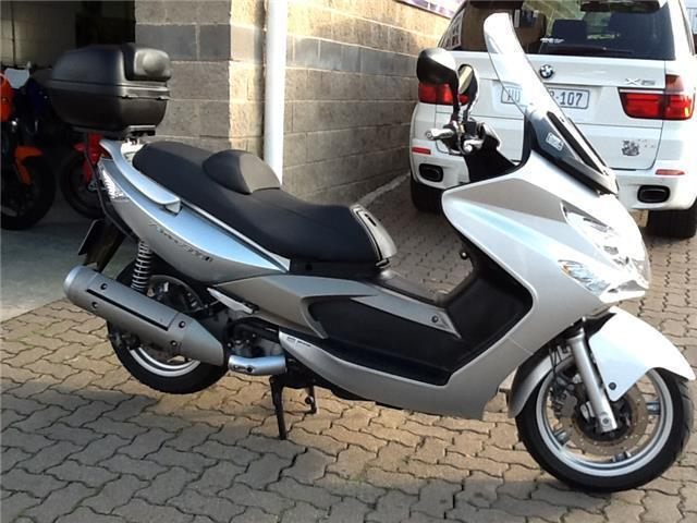 Kymco Xciting 500, 2008, for sale!