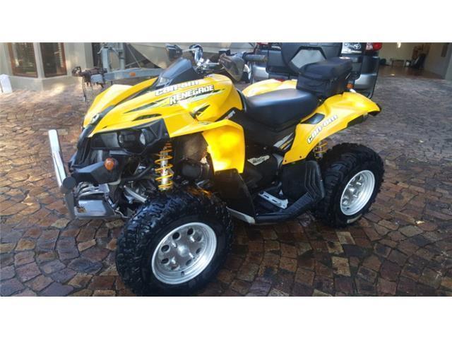 Can Am Renegade 800 4x4 Quad bike