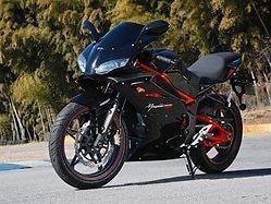 Megelli 250cc