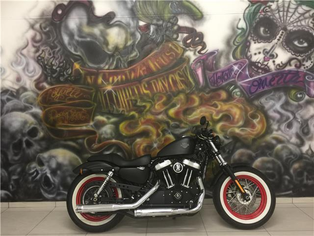 Harley davidson Sporster 48