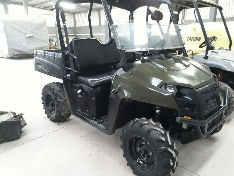Polaris Ranger 2011 Model