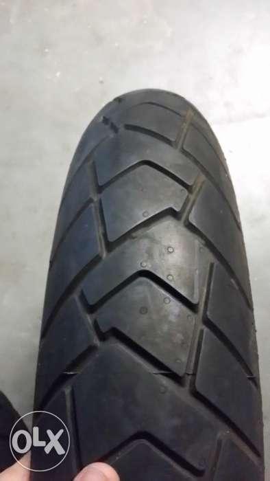 17inch dual purpose tyres suzuki motard