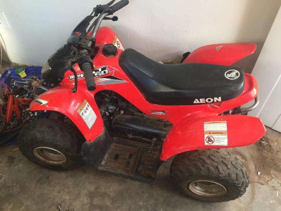 Aeon Mini Cobra 50cc Quad