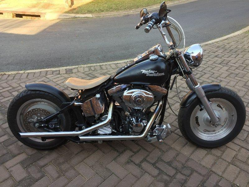 1998 Harley-Davidson Softail Bobber