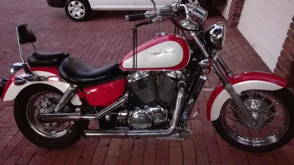 Honda 1100 Shadow. 2007 model
