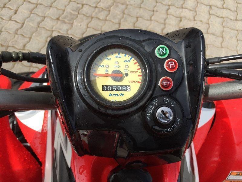 Kawasaki aeon revo 100