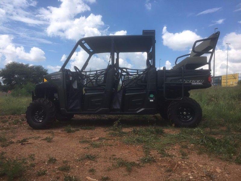 2016 Polaris Ranger 1000 Diesel Crew