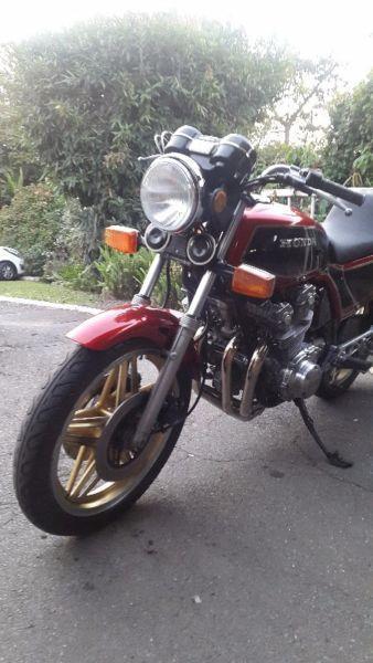 Honda CB750 STREET FIGHTER