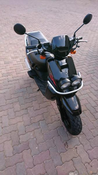 2012 Yamaha BWS 100 scooter good condition