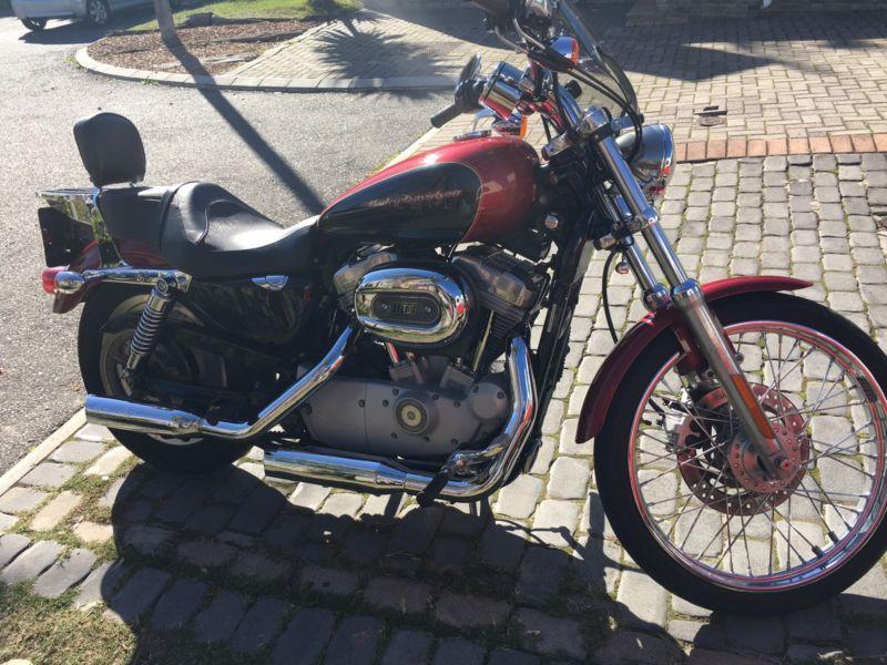 2007 Harley Davidson Sportster 883 XL custom