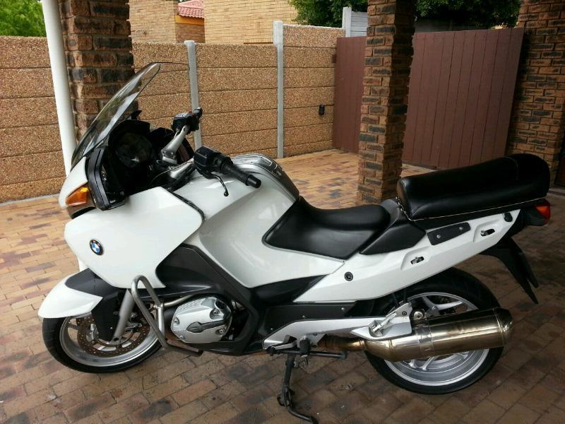 BMW motorcycle Rt 1200