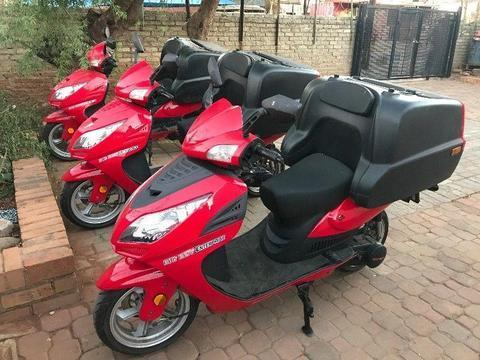 2016 Big Boy Delivery Scooters for R12000