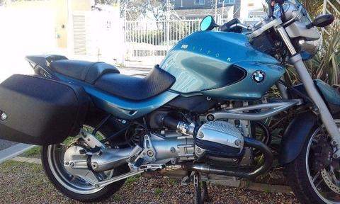 2001 BMW R1150R Extremely good. Original. FSH. R49k