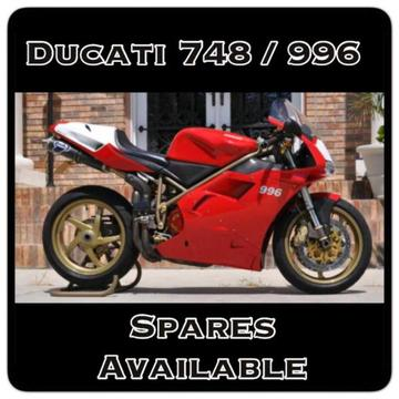 Ducati 748/996 parts