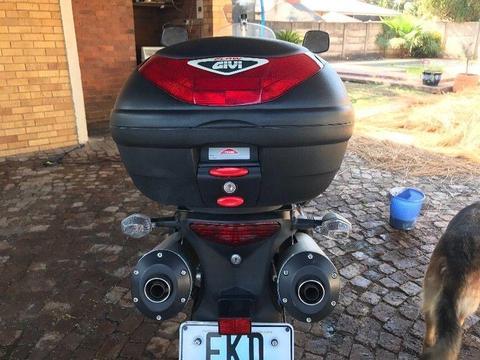 2008 Suzuki V-Strom DL1000 Adventure