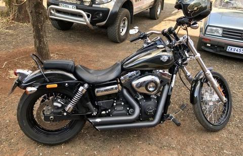 2016 Harley Davidson Wide Glide