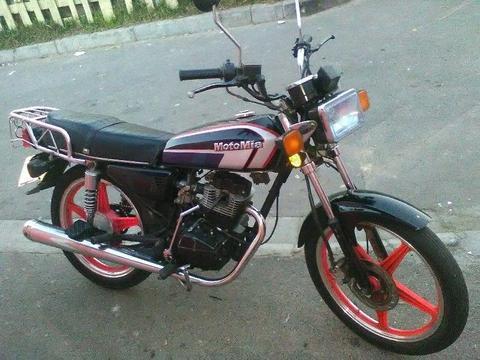 MOTOMIA MOTORBIKE