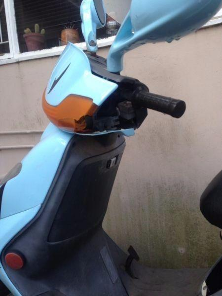 Kazuma 125 Scooter for sale